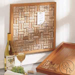 Winecorkboard