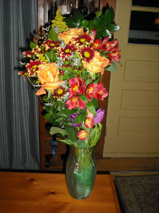 Too Cute Tuesday: Flower Arranging