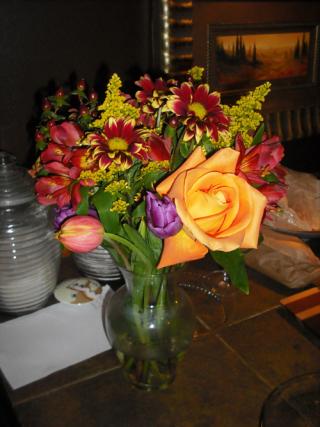 Flowersafter