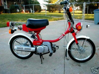 Bimmer's* Old Moped Rides Again